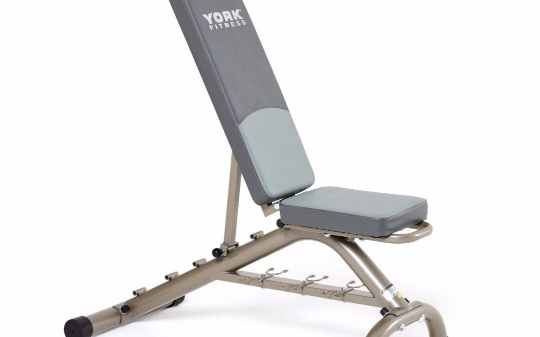 York Barbell Multi-Position Fitness Bench